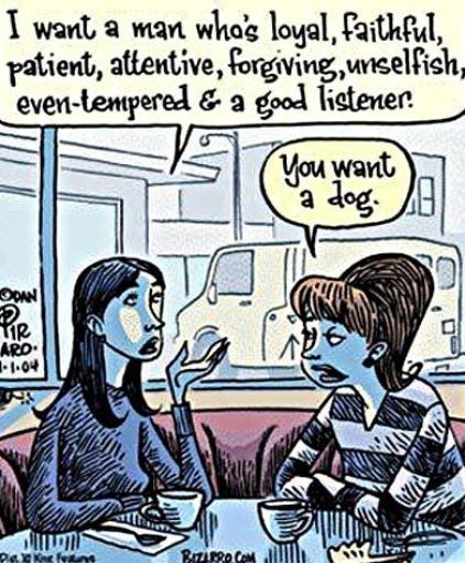 Es gribu vīrieti kurscaron ir... Autors: BodyBoard Mūsdienu problēmas attiecībās!