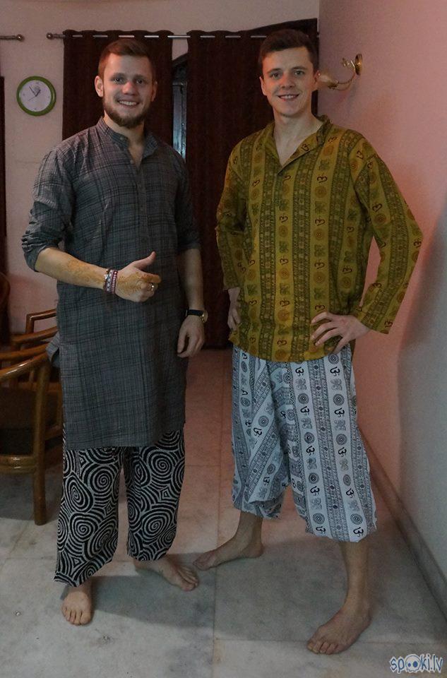 Autors: fakingsons Uz Indiju. Pirmie iespaidi.