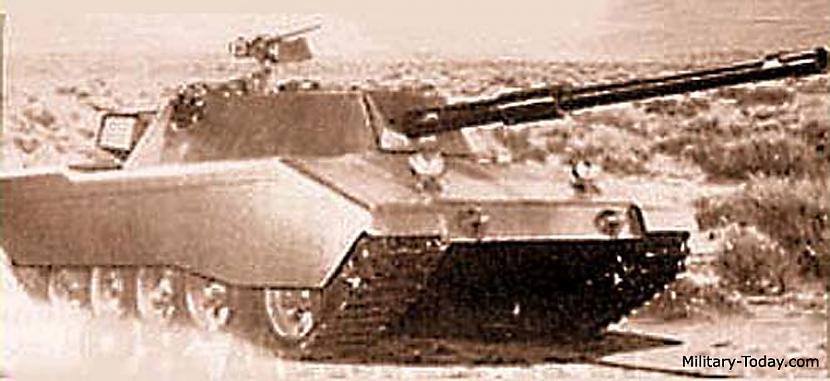 nbsp nbspUn ja runājam par... Autors: Mao Meow Jaguar – ASV un Ķīnas kopīgi uzbūvētais tanks!