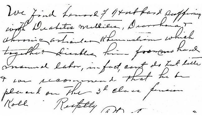 Ārsta rokraksts var būt... Autors: Trakais Jēgers Izglītojošas lietas par NĀVI