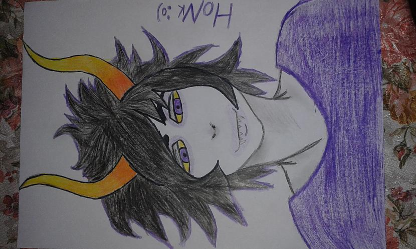Autors: Drowned Girl Mani Zīmējumi