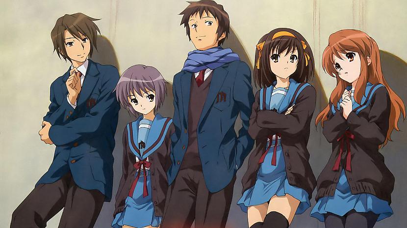 quotThe Disappearance of... Autors: TheMix Vieni no labākajiem Anime kurus ir jānoskatās