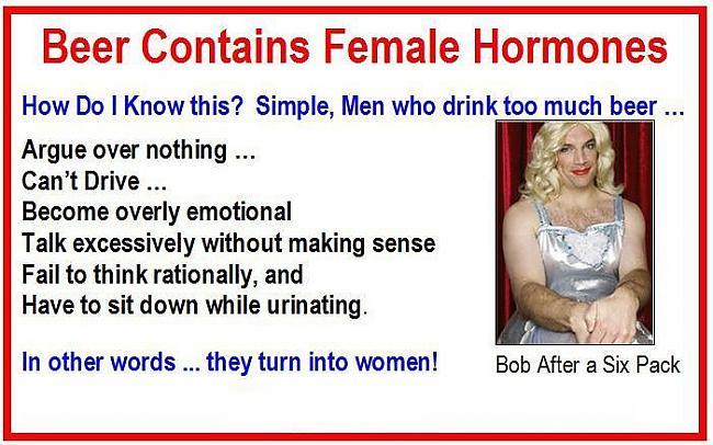 5 Kas izraisa estrogēna... Autors: Fosilija Par ko nestāsta ārsti un dietologi?