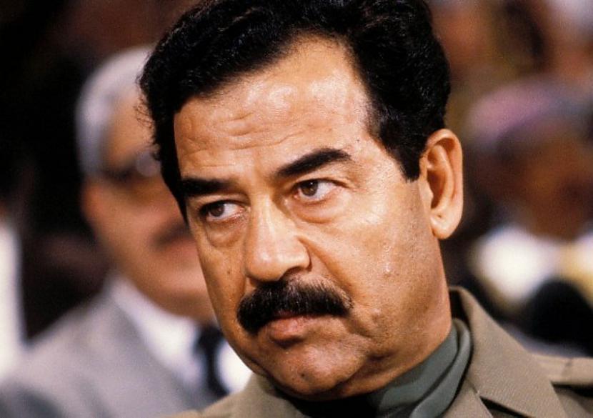 Sadams Huseins bija piektais... Autors: Kapteinis Cerība Nežēlīgākie diktatori 1. daļa.