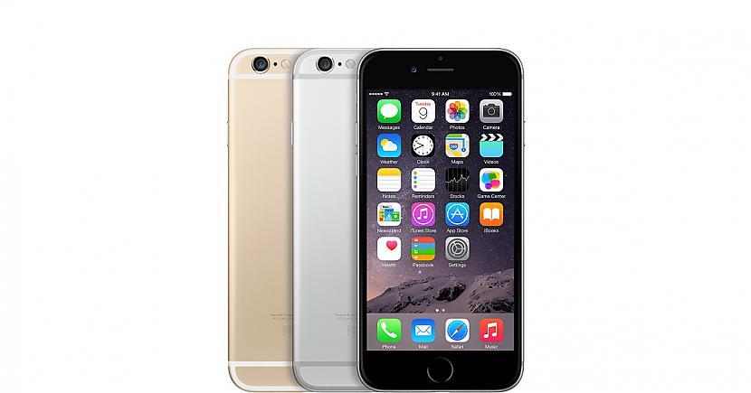 1 iPhone6 ir izturīgāki par... Autors: Artastic 5 nepatiesi mīti