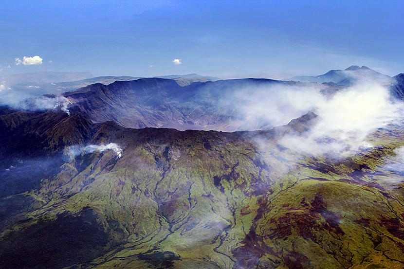 2Tambora kalna izvirdums... Autors: WhatDoesTheFoxSay 10 notikumi, kuri gandrīz iznīcināja pasauli