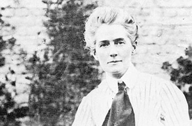 nbspEdith CavellnbspEdīte bija... Autors: Raziels Skaistās, drosmīgās un varonīgās sievietes karā