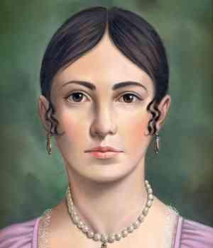 Maria Gertrudis... Autors: Raziels Skaistās, drosmīgās un varonīgās sievietes karā