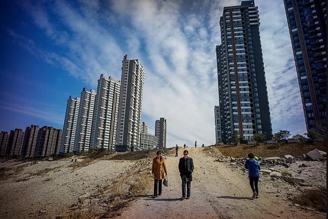 nbsp nbspquotJaunā... Autors: sancisj Jaunā Ķīnas megapilsēta. 130 miljoni iedzīvotāju!