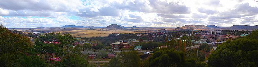 Lesoto ir vienīgā valsts... Autors: Sulīgais Mandarīns Lesoto - augstākā valsts pasaulē