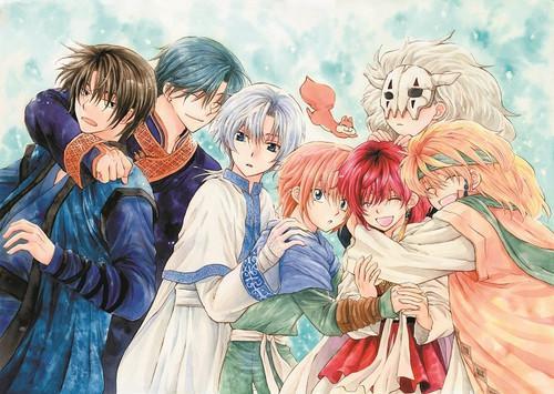 Manga Nosaukums Akatsuki no... Autors: Jua Akatsuki no Yona