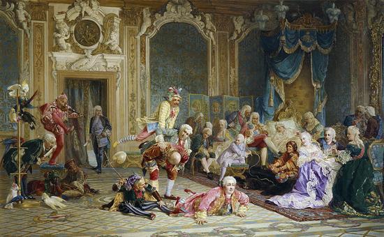 Krievijas imperatore... Autors: sancisj TOP 10 Jukušie Valdnieki.