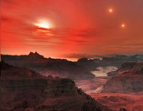 Scaronī saules sistēma atrodas... Autors: Karaliene Lilī Super zeme - Gliese 667Cc