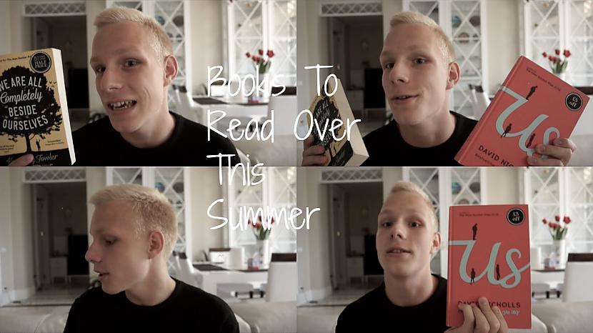 Autors: IvansNikonovs Books To Read Over This Summer