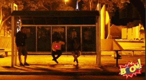Autors: Traxes Kā izjokot cilvēkus autobusa stacijā?