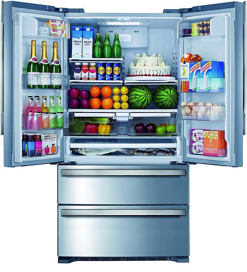 Nepareiza ledusskapja plauktu... Autors: Leģenda Bīstamas kļūdas saistībā ar pārtiku