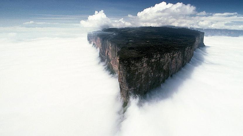 Roraima kalns... Autors: im mad cuz u bad Elpu aizraujošas vietas uz Zemes