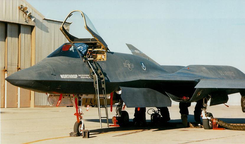 nbsp nbspLai gan fināla... Autors: Mao Meow YF-23 – Neredzamā lidmašīna!