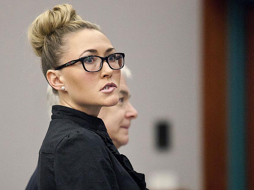 Brianna Altisa ir 36 gadus... Autors: im mad cuz u bad Pārguļot ar studentiem, seksīgai pasniedzējai piespriež 30 gadus cietumsoda