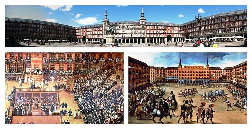 Laika gaitā masu pasākumiem... Autors: Pēteris Vēciņš Vecā labā Madride. Spānijas citadele Madride 1. daļa.