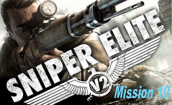 Autors: SilverGun Games SniperEliteV2 Mission 10 BRANDENBURG GATE