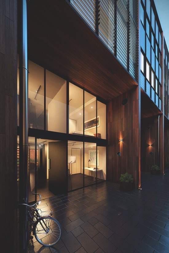 Autors: Jeffbarby Interesanti ēku dizaini