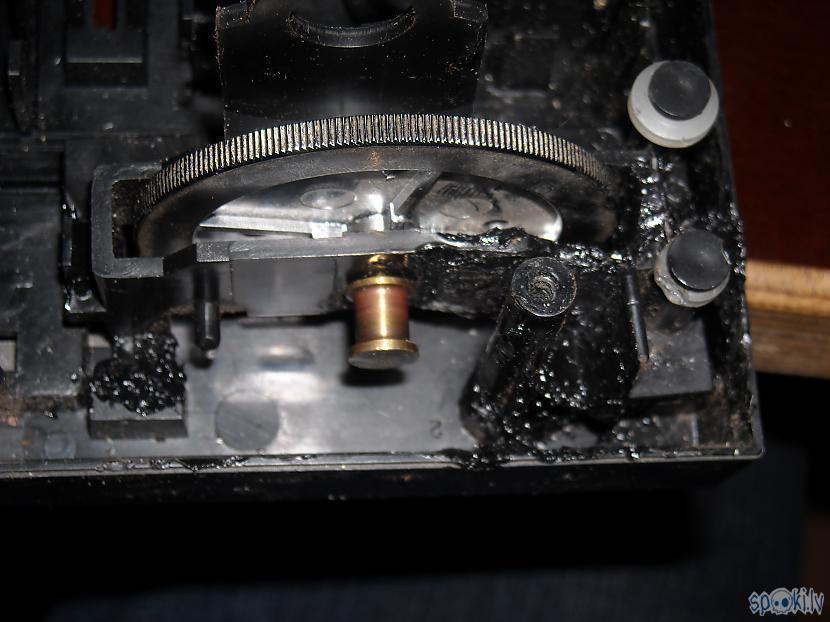 Droscaronības nolūkā detaļu... Autors: DamnRiga Boombox Sanyo C35 remonts