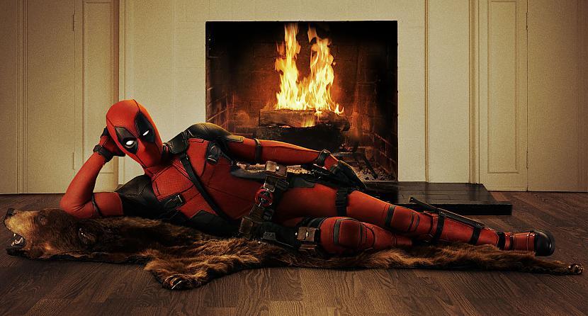 Deadpool2016gada 12... Autors: wurry Supervaroņu filmas 2016