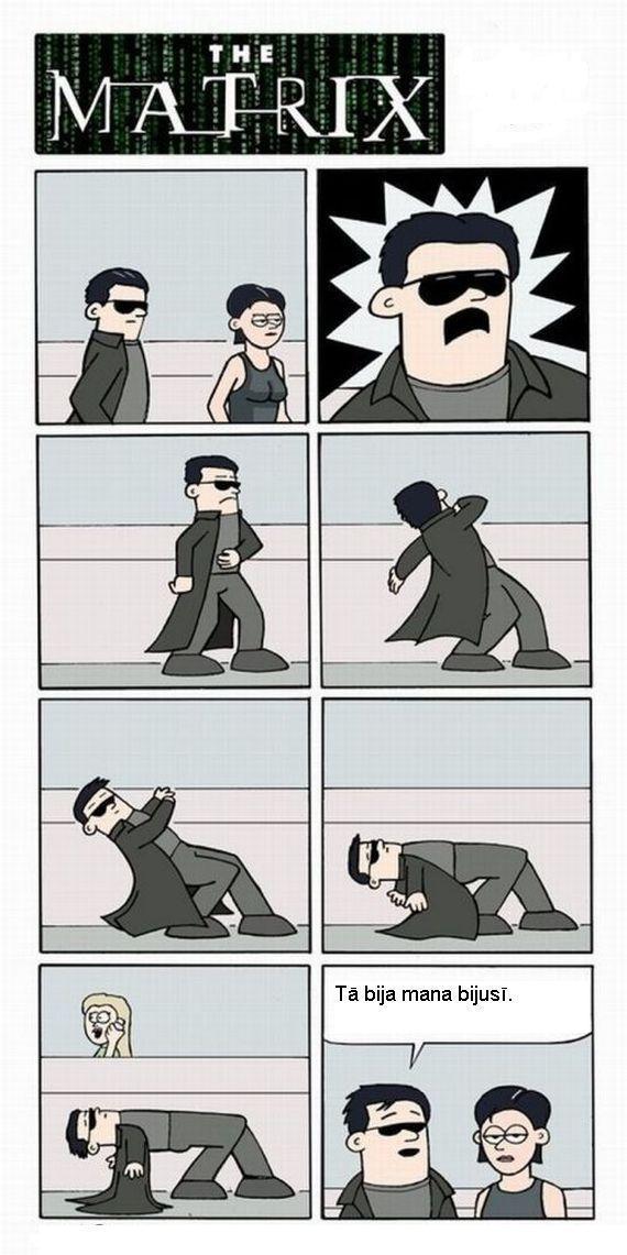 Autors: Eiverijs Komiksi kuri uzlabo dienu