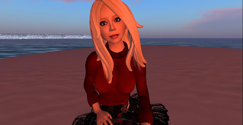 Saule ceļas pāri aiztālajiem... Autors: Fosilija Jūras meitenes sāga-2