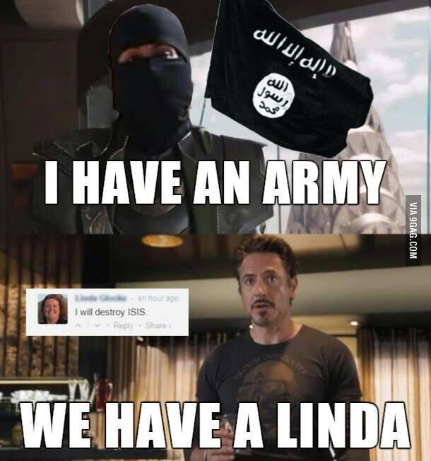 Autors: Fosilija ISIS vs Linda