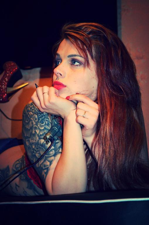 Autors: sigitavaltere Tattoo modele Sigita Valtere