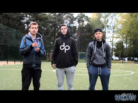 Autors: DUDEPERFECTLatvia Jauns video - SELFIE CAM Trick Shots!!!