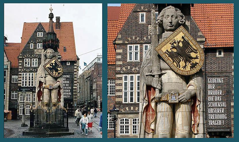 1358gadā Brēmene kļuva par... Autors: rasiks Par Rolandiem
