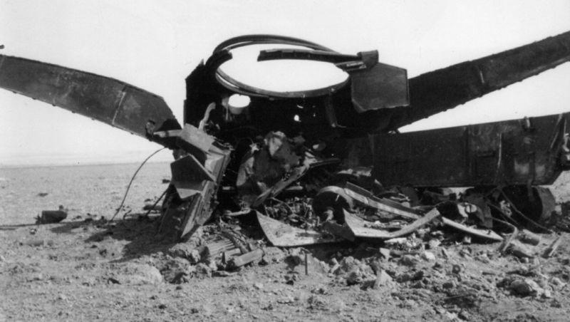 Autors: DamnRiga WWII Sašauti amerikāņu tanki