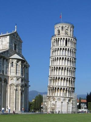 Jau neilgi pēc Pizas torņa... Autors: PatiesiAnonims Vēsturiski fakti (2)