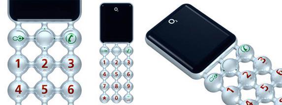 Molekulārais telefonsScarono... Autors: Razam4iks 8 interesanti mobilo tālruņu koncepti