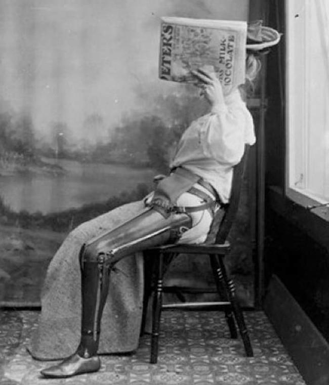Man šķiet ka es labāk... Autors: rihcaa Vecā medicīna. Jāpriecājas, ka nedzīvo 19.gs.