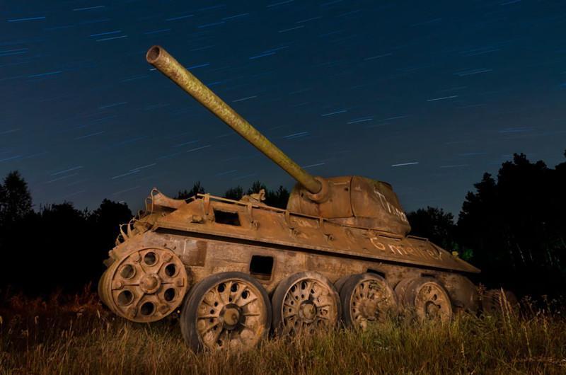 Atrascaronanās vieta Vācijas... Autors: LVspoks Dabas pārņemtie tanki