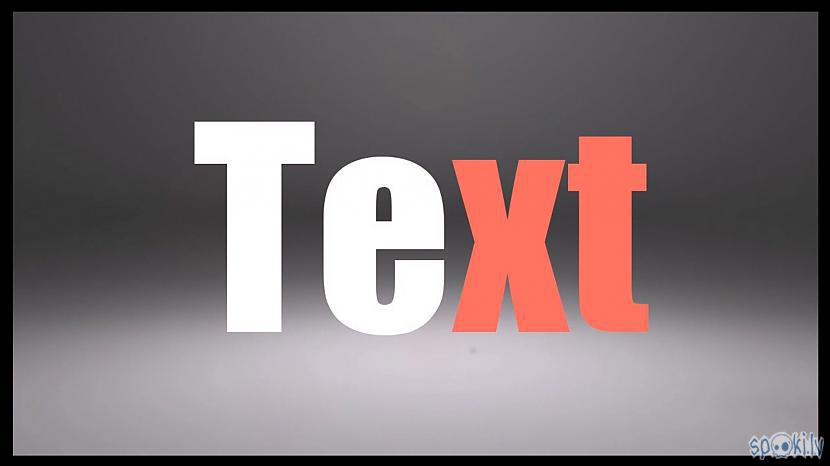 Autors: Fosilija Adding text & changing text color in video sequence editor - Blender 3d