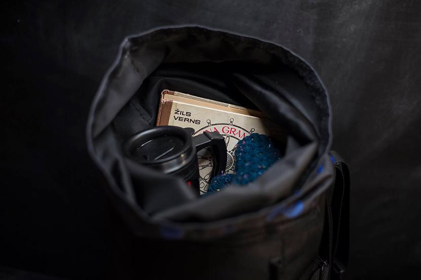 Autors: iStylelv Latvieši uzsāk ražot ūdensizturīgas un stilīgas mugursomas