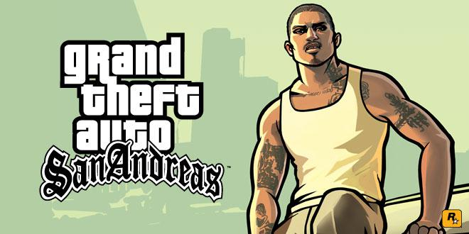 GTA San AndreasLīdzīgi... Autors: Fosilija Populārākās spēles 21.gadsimta jauniešu vidū #2