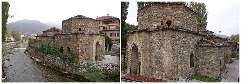 Scaronīs upītes krastā atrodas... Autors: Pēteris Vēciņš Albāņu Maķedonija, Pologa (Maķedonijas ceļojuma 2. daļa).