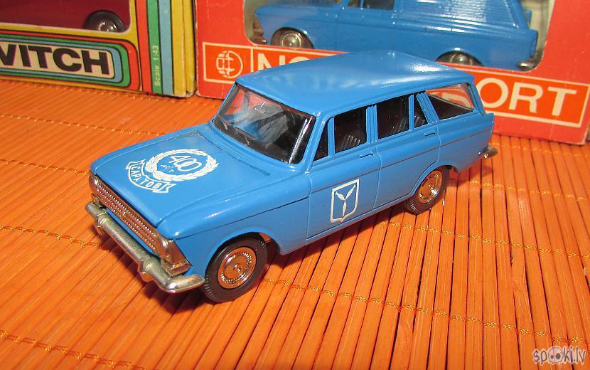 Moskvitch  426 quotSaratov ... Autors: pyrathe Mani CCCP automodelīši 1/43: kolekcijas papildinājums