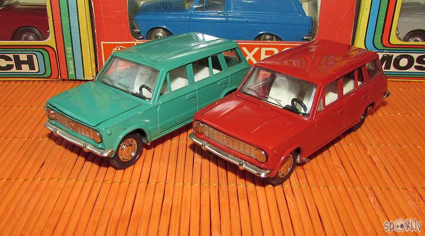 VAZ2102 Autors: pyrathe Mani CCCP automodelīši 1/43: kolekcijas papildinājums