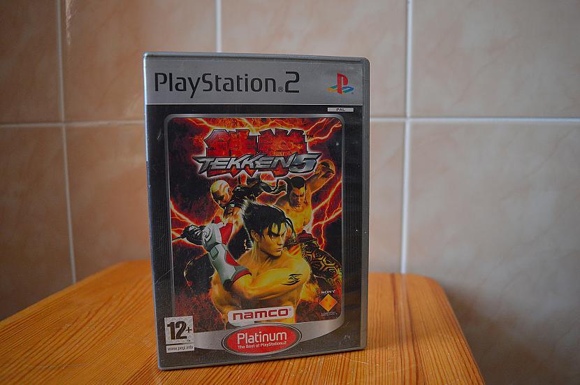 Tekken 5 Autors: Hank Moody Mana spēļu kolekcija! PS2
