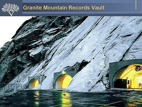 The Granite mountais records... Autors: Agresīvais hakeris 7 apsargātākās vietas pasaulē!