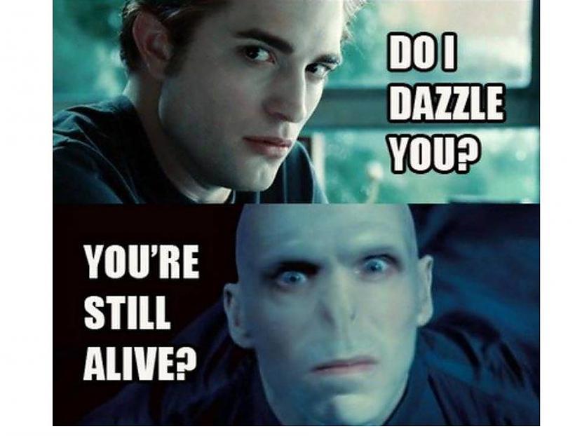 Iet Harijs pa ielu pēkscaronņi... Autors: Vampire Lord Anekdotes par Hariju Poteru 2