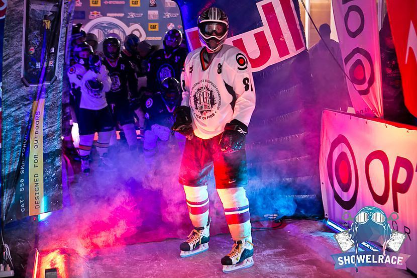Paralēli Ice on Fire sacīkstēm... Autors: Spoki Ledus slidu dedzinātāji, Gacho un Lāpstšļūči Siguldas Ziemas festivālā!