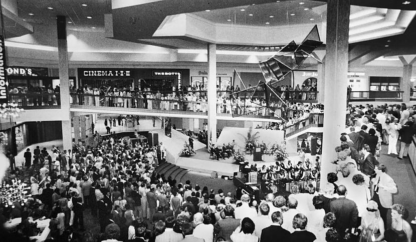 Randall Park 1976gadā Autors: Plane Crash central Baisākie pamestie iepirkšanās centri pasaulē